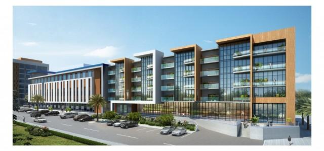 1.3.2_Project_Aloft & Element Hotel, Dubai Airport