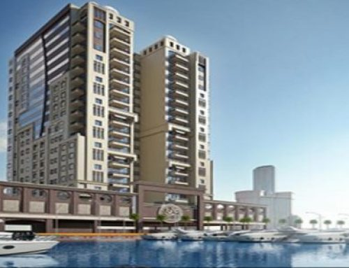 Residential Tower, Lusail Marina