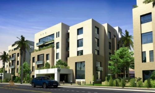 Residential Building (P14), Foxhills