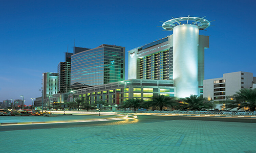 Abu Dhabi Trade Centre Extension Phase 3