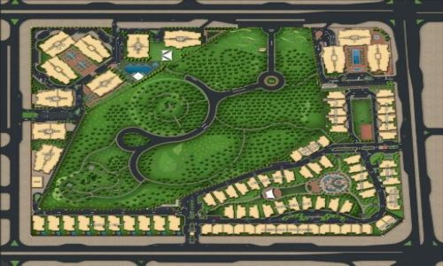 Al Bateen Park, Abu Dhabi