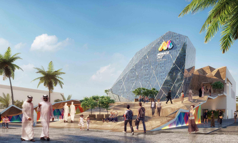 EXPO 2020: Monaco Pavilion